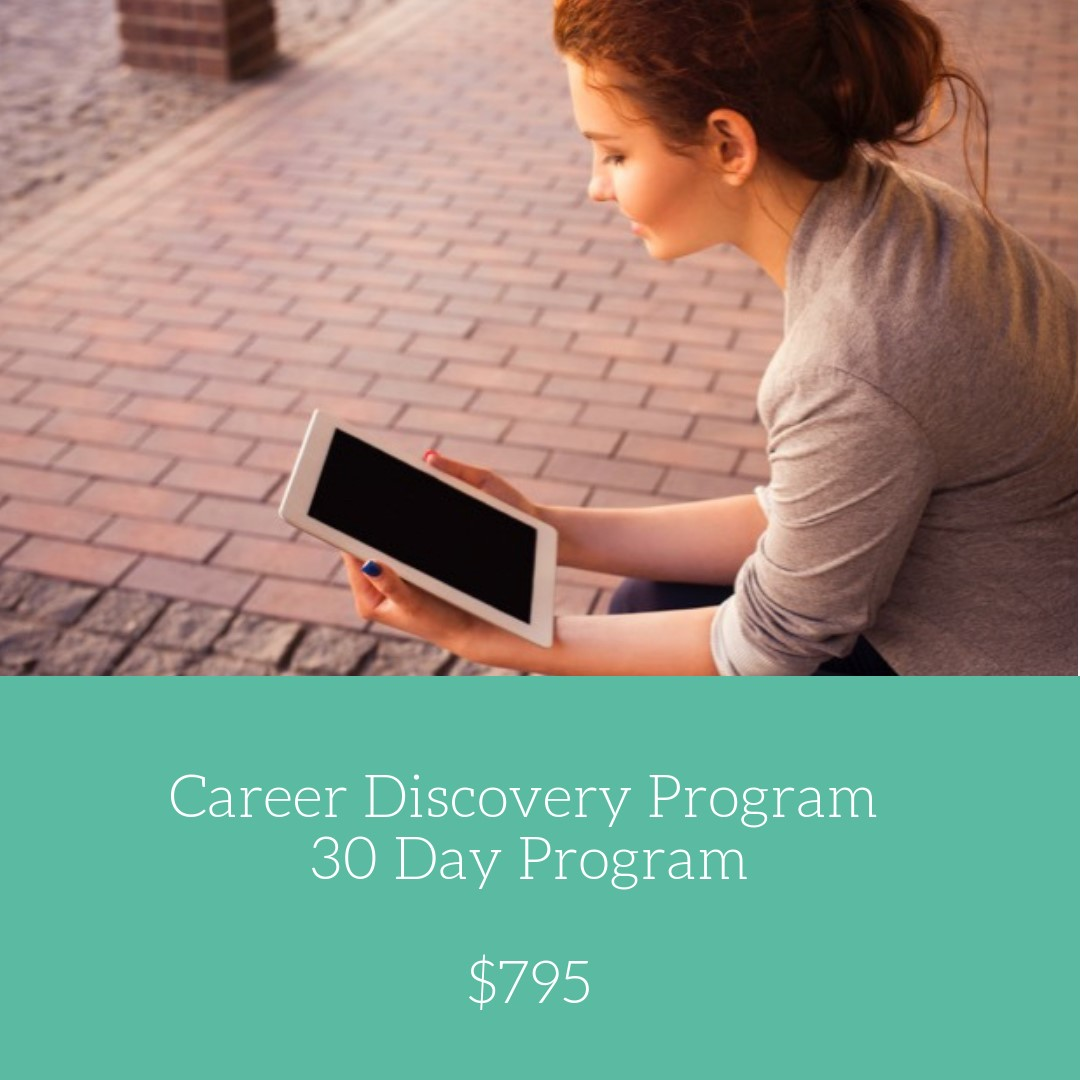 The Career Discovery 30 Day Program