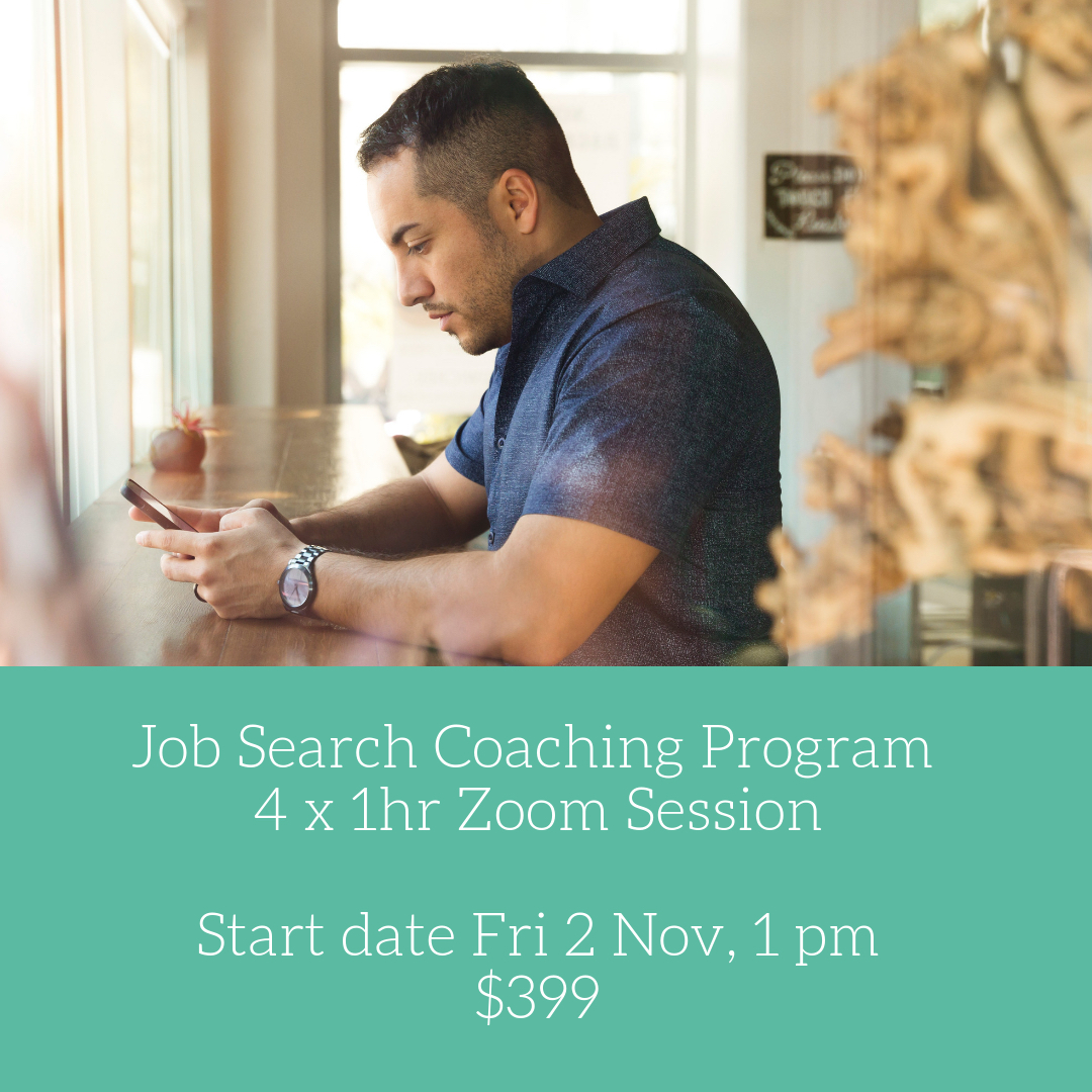 job search coaching program