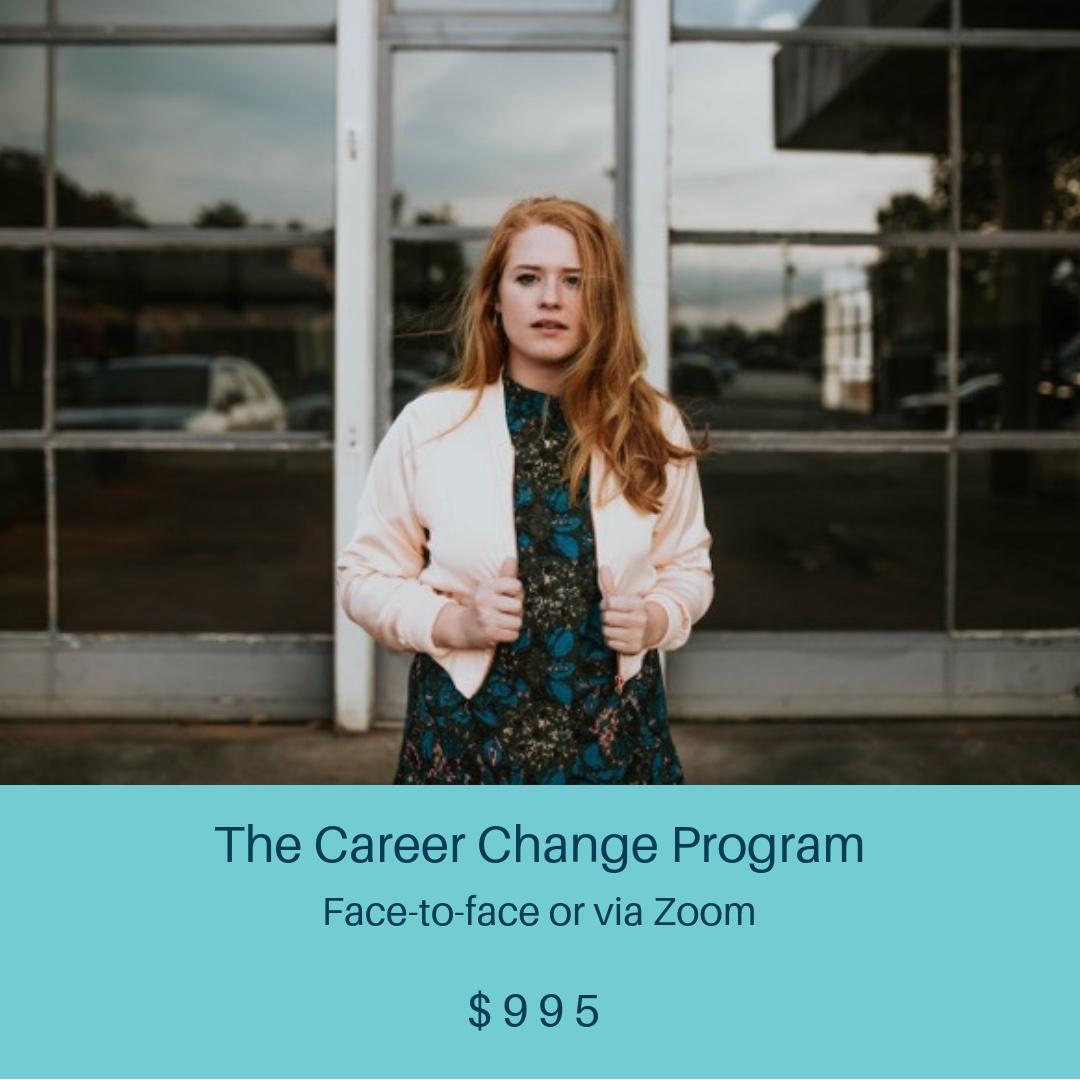 career change program melbourne