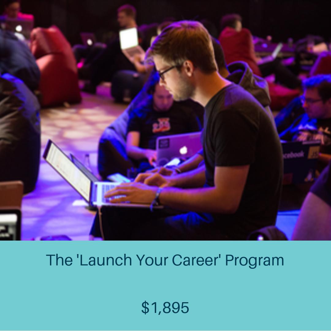 launch your career program